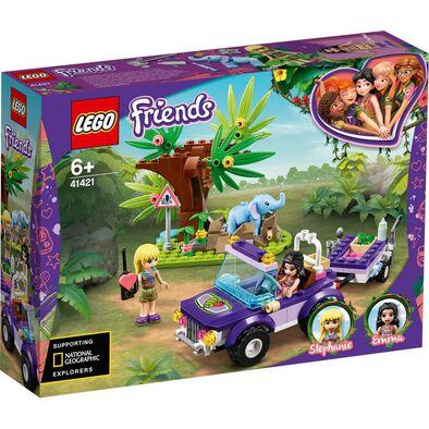 LEGO樂高好朋友系列 41421 大象寶寶叢林救援