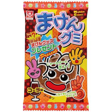 Sugimotoya杉本屋 趣味猜拳橡皮糖 可樂