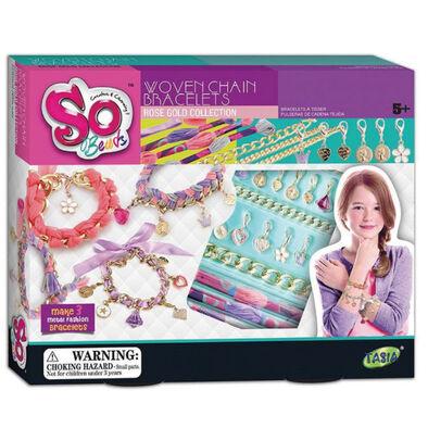 So Beads 編織手環組