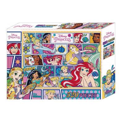 Disney Princess迪士尼公主520片盒裝拼圖