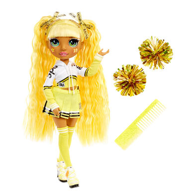 Rainbow High七彩時尚啦啦隊- Sunny Madison/ Skyler Bradshaw/ Violet Willow - 隨機發貨