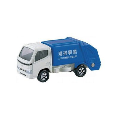 Tomica多美 No﹒45 Toyota Dyna Refuse Truck