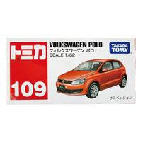 Tomica多美 No﹒109 福斯 Volkswagen Polo 房車