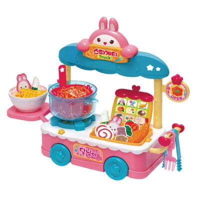 Dalimi 義大利麵餐車