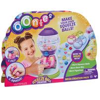 Oonies神奇黏黏氣球 神奇QQ球創作機豪華組