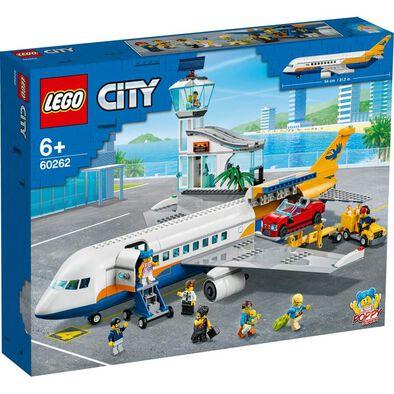 LEGO樂高 60262 城市客機