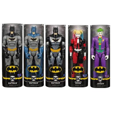 Batman-12吋蝙蝠俠可動人偶(混裝)