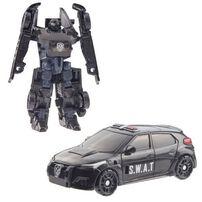 Hello Carbot衝鋒戰士 迷你衝鋒戰士 特警飛天