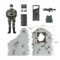 World Peacekeepers 軍事人物組 - 隨機發貨