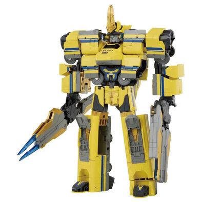 Plarail鐵道王國 新幹線變形機器人 黃博士