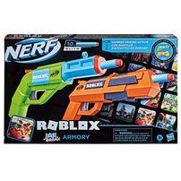 Nerf Roblox 越獄者射擊器