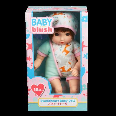Baby Blush 13吋黑髮嬰兒娃娃