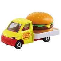 Tomica多美 No.054 Toyota Town Ace漢堡車