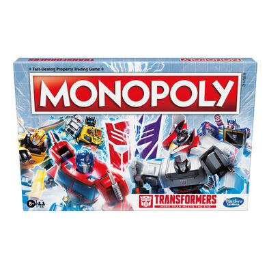 Monopoly地產大亨變形金剛收藏版