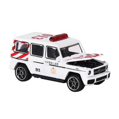 Majorette美捷輪國際款-台灣限定警車款S2