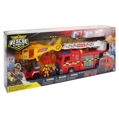 Rescue Force 緊急救援部隊