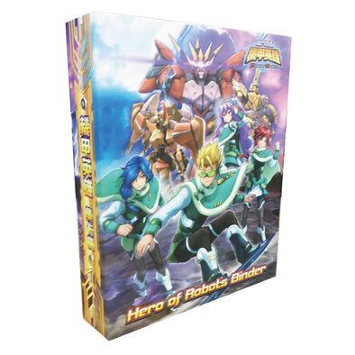 SEGA世雅 Hero Of Robots 機甲英雄卡冊(第二版)