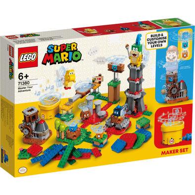 LEGO樂高 71380 瑪利歐冒險擴充組