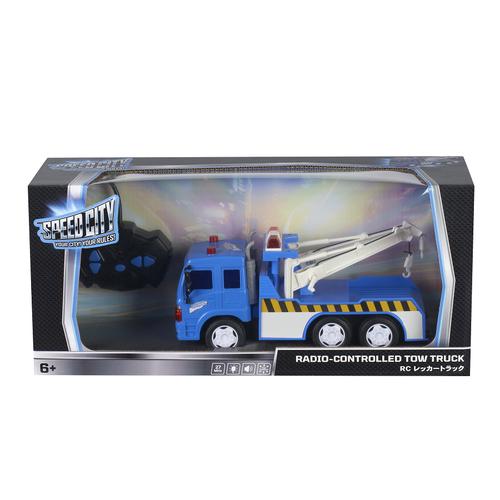 Speed City極速城市 1:10 拖車 遙控車
