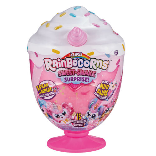 Rainbocorns彩虹角角兒-搖搖聖代 - 隨機發貨