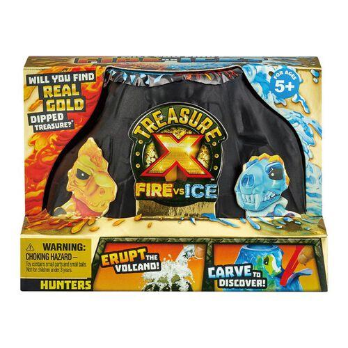 Treasure X 尋寶王 尋寶王 S4? Fire & Ice 單入