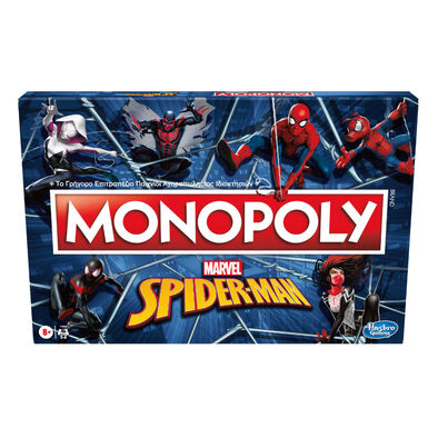 Monopoly Spider Man