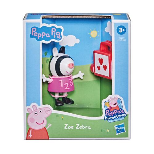 Peppa Pig粉紅豬小妹 3吋公仔主題扮裝組- 隨機發貨