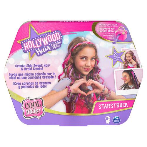 Cool Maker Hollywood Hair Diy 駁髮編織機補充裝 - 隨機發貨