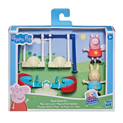 Peppa Pig粉紅豬小妹 主題配件升級組- 隨機發貨