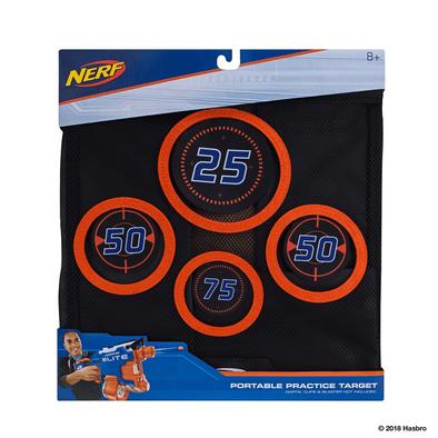 Nerf 精英系列 便攜式練習靶
