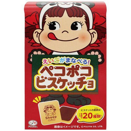 Fujiya不二家 Peko巧克力夾心餅乾