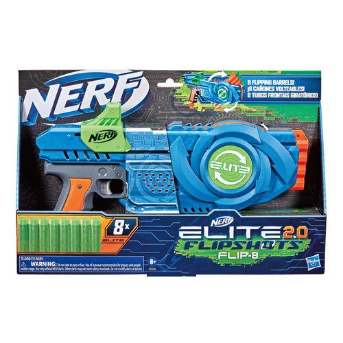 Nerf菁英系列 急速翻轉8射擊器