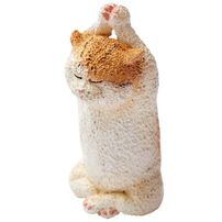 Animal Life Baby 瑜珈貓 盒玩 - 隨機發貨