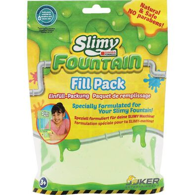 Slimy史萊姆噴泉機補充包