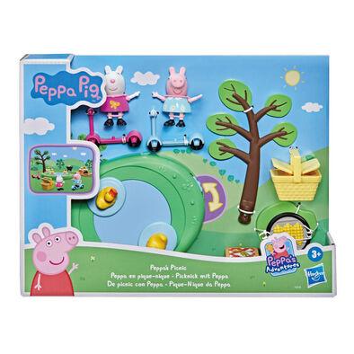 Peppa Pig粉紅豬小妹 佩佩野餐遊戲組