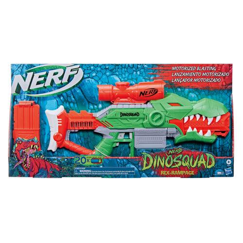 Nerf 瘋狂暴龍射擊器