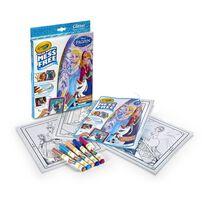 Crayola繪兒樂繪兒樂神彩著色閃亮版Disney Frozen迪士尼冰雪奇緣