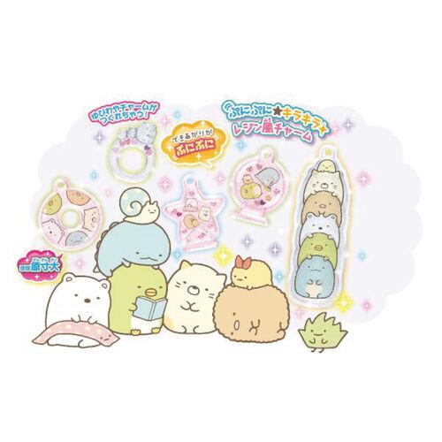 Sumikko Guarashi 魔法水晶吊飾 角落小夥伴 好朋友組