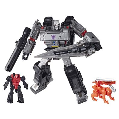 Transformers變形金剛世代系列塞伯坦之戰N巡弋戰將組