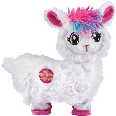Zuru 瘋狂寵物 跳舞羊駝