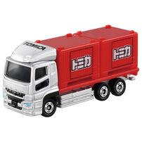 Tomica多美 No﹒85 三菱Fuso 貨櫃車