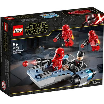 LEGO樂高星球大戰系列 LEGO Star Wars Sith Troopers Battle Pack 75266