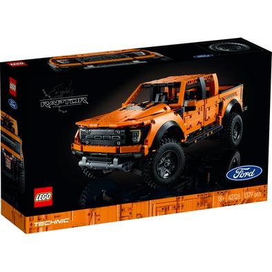 Lego樂高42126 Ford F-150 Raptor