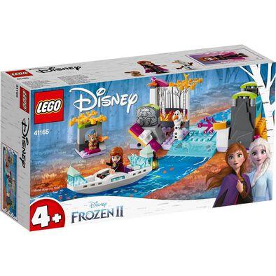 LEGO樂高 DISNEY 41165 Anna's Canoe Expedition 積木 玩具
