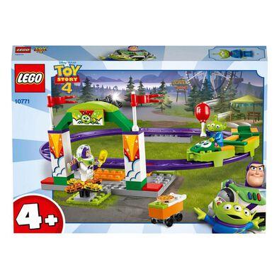 LEGO樂高 Toy Story玩具總動員4 Carnival Thrill Coaster 10771