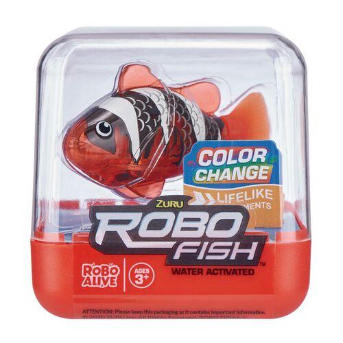 Zuru Robo Fish 隨行寵物魚 第一彈 - 隨機發貨