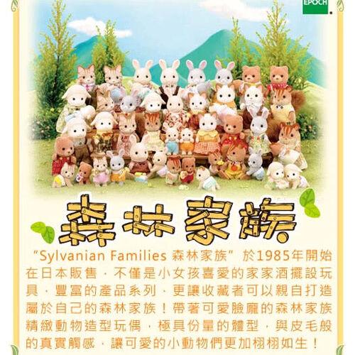 Sylvanian Families森林家族嬰兒城堡遊戲場