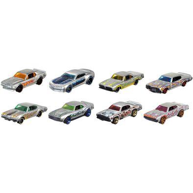 Hot Wheels風火輪 50週年特別版原色主題小車 - 隨機發貨