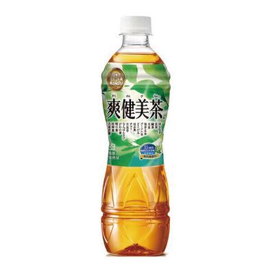 Coca-Cola可口可樂 爽健美茶 535Ml