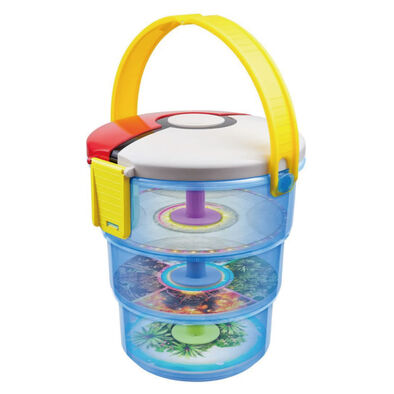 Pokemon寶可夢 巨大寶貝球收納桶